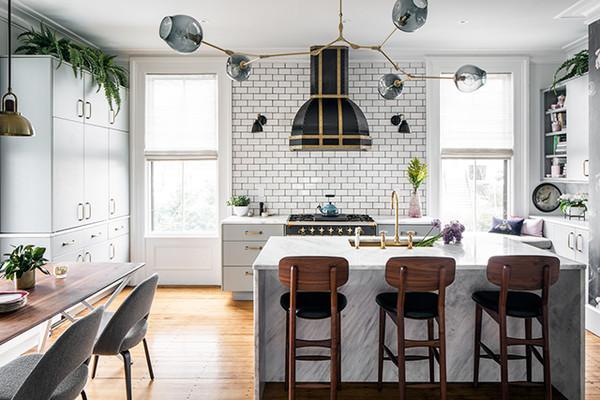 Modern Lighting Idea #1: Modern Statement - 30 Modern Kitchen .