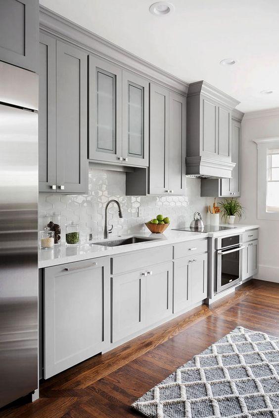 17 Best Kitchen Paint Ideas That You Will Love | Kitchen interior .
