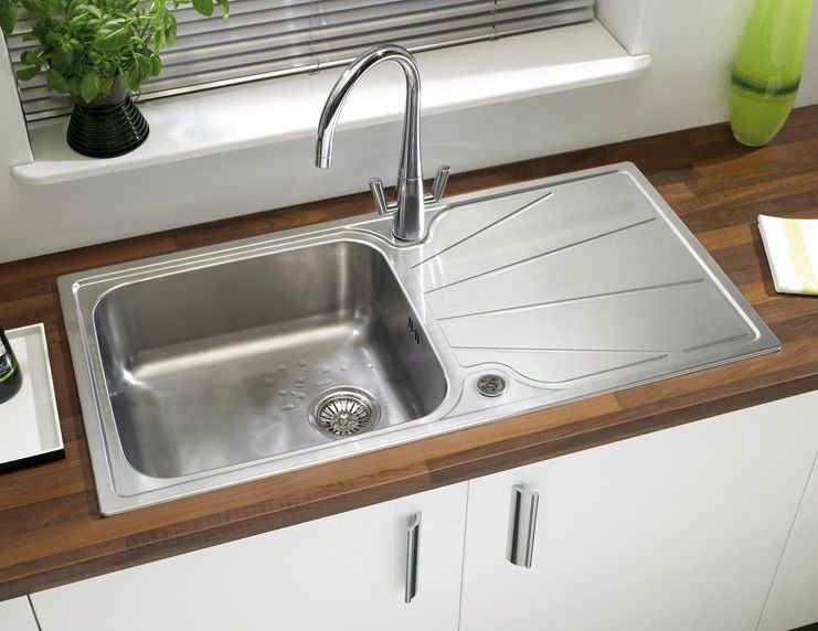 Top 10 Best Double Bowl Kitchen Sinks with Drainboard Comparis