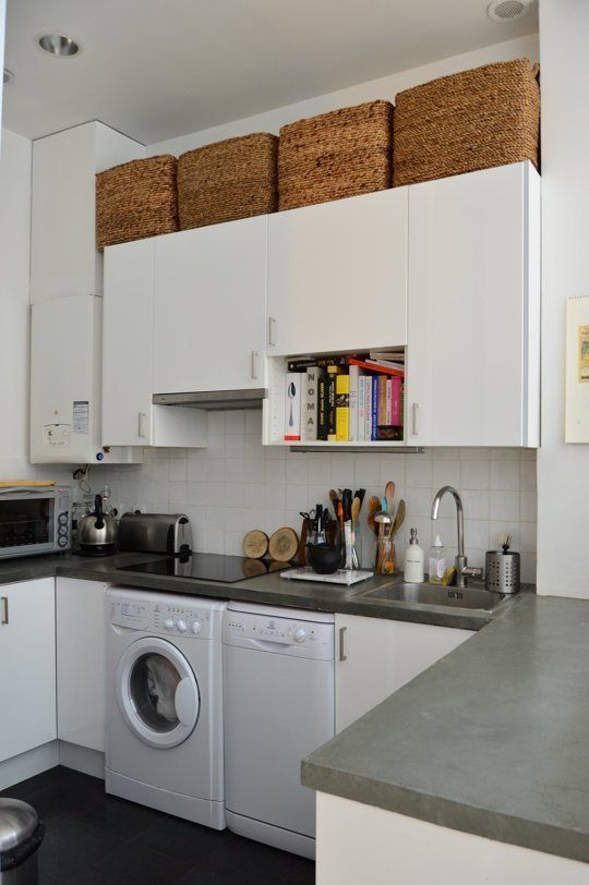 9 Ways To Make Existing Storage Cabinets More Space Efficient .