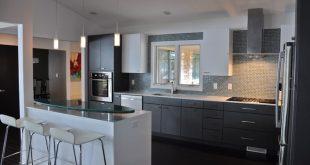 Brecado - Modern - Kitchen - Grand Rapids - by Lifestyle Kitchen .