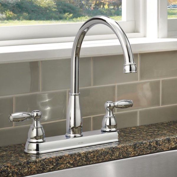 Kitchen Faucets - The Home Dep