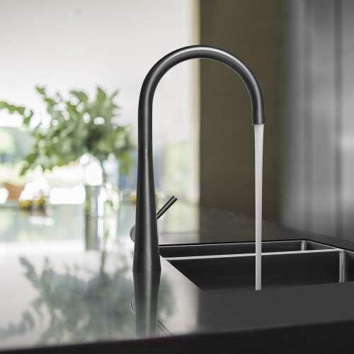 Caple RIDLEY Single Lever Kitchen Tap | Kitchen taps, Sink .
