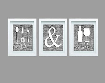 Kitchen wall art | Et
