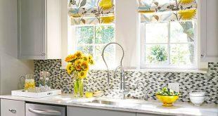 Kitchen Window Treatments | Better Homes & Garde