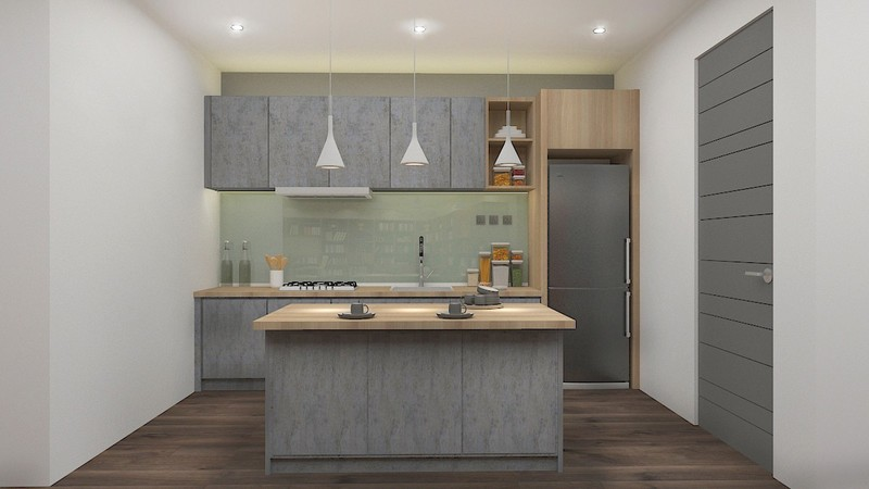 5 reasons to install a rubberwood kitchen countertop | Recommend.