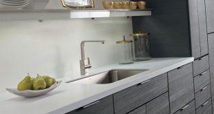 Contemporary Laminate Kitchen Cabinets - Diamo
