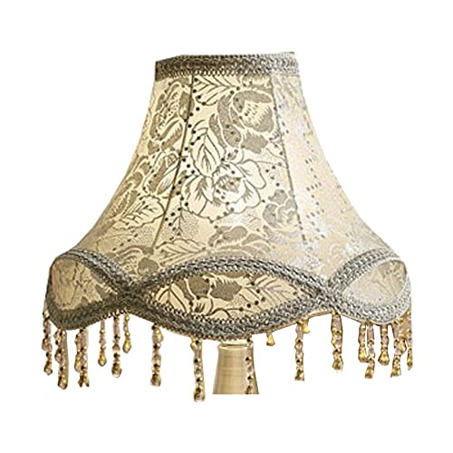 Lamp Shade with Beads: Amazon.c