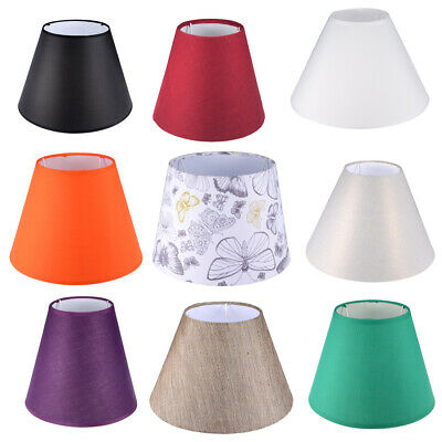 Various Colors Cloth Art Lampshade Floor Lamp Shade Light Cover .