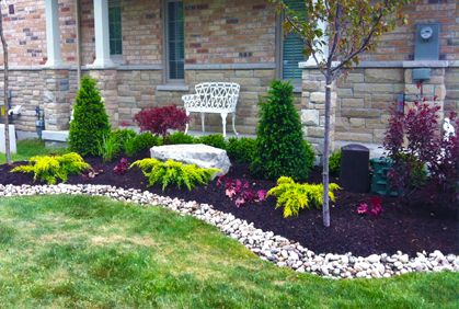Simple Cheap and Easy Landscaping Design Ideas | Easy backyard .