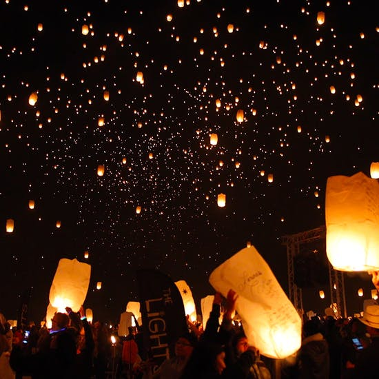 Let Your Lantern Soar at The Lights Fest - SoCal | Fev