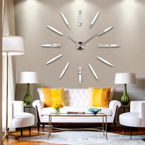 30 Large Wall Clocks That Don't Compromise On Sty