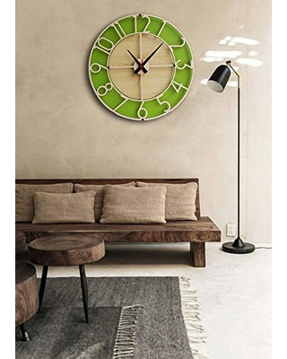 Great Deal on Extra Large Modern Wall Clock,34'' Giant Wall Clock .