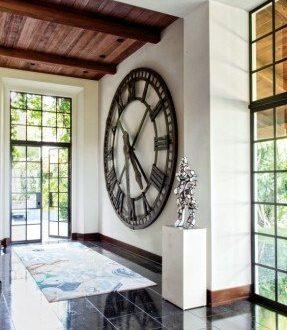 Modern Large Wall Clocks - Ideas on Fot