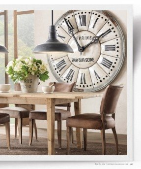 Stylish Wall Clock For Kitchen Decorative To The Best Decoration .