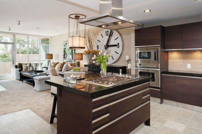 Incredible Large Kitchen Wall Clocks - New Design Mod