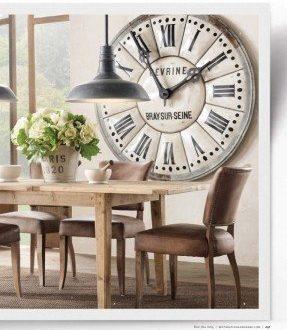 Large Kitchen Wall Clocks - Ideas on Fot