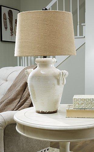 Emelda Table Lamp | Ashley Furniture HomeSto