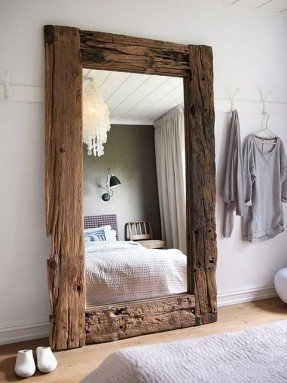 Large Wall Mirrors - Ideas on Fot
