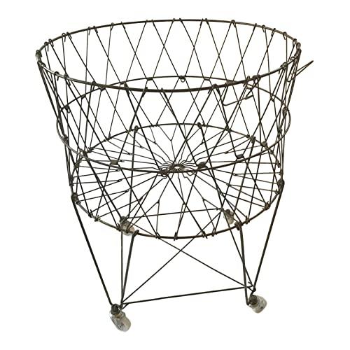 Laundry Baskets On Wheels: Amazon.c