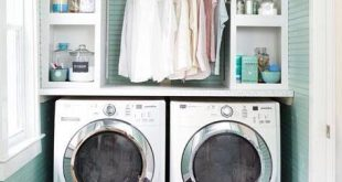 Organised laundry (With images) | Small laundry rooms, Laundry .