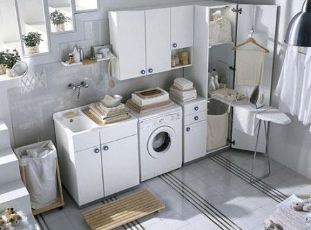 HOME DZINE Kitchen | Organise your laund