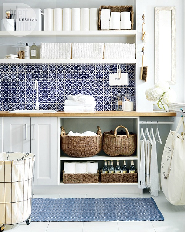 How to Organize the Laundry Room - Clean and Scentsib