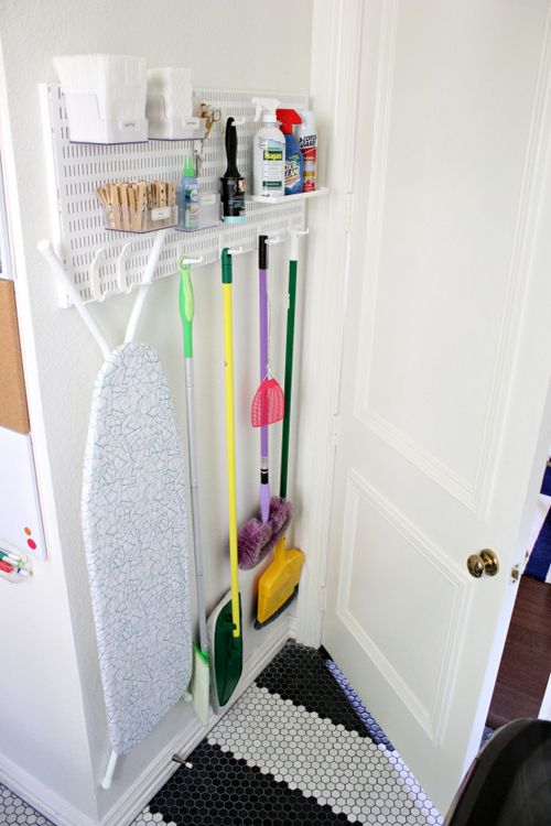 21 of the Best Laundry Room Hacks | Room organization, Laundry .