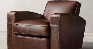 Library Leather Cha