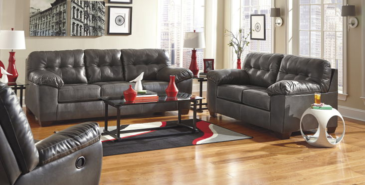 Leather Living Room Sets | Leather Living Room Furnitu