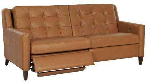 Lowry Mid-Century Modern Power Wall Hugger Reclining Lovese