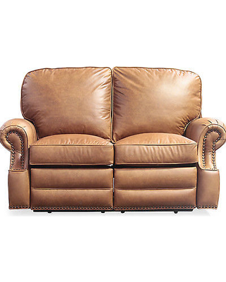 New Seasonal Sales are Here. 34% Off Barcalounger Longhorn Leather .