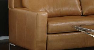 Bryson Comfort Sleeper by American Leather | Creative Classi