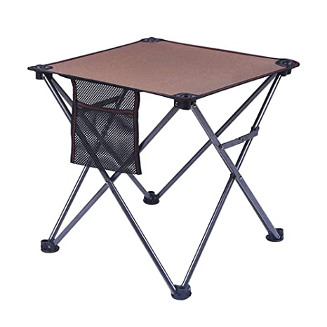 Amazon.com: ZR Lightweight Folding Table Portable Camp Table .