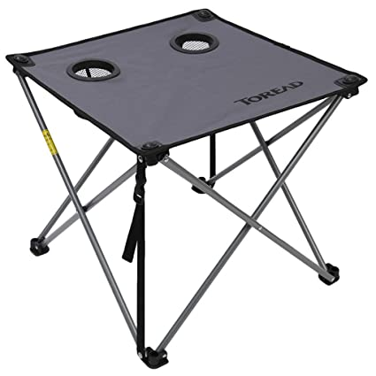 Amazon.com: ZXW Folding Table - Outdoor Portable Lightweight .