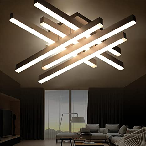 BMEI Modern LED Ceiling light remote controlling aluminum ceiling .