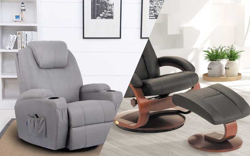 Best Ergonomic Living Room Chairs, Recliners, and Sofas 2019 .