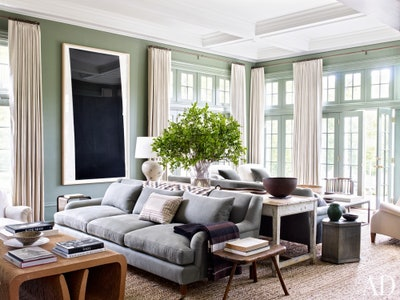 Living Room Paint Ideas and Inspiration from AD | Architectural Dige