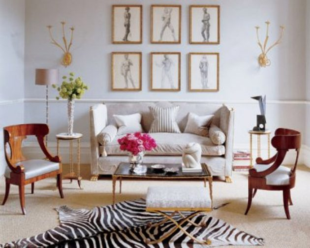 18 Fascinating Small Living Room Designs For Your Inspirati