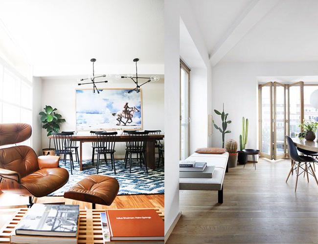 California Dreaming: Living room inspirati