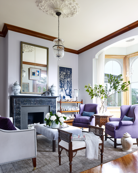 Best Living Room Paint Colors - 16 Designer Paint Colo