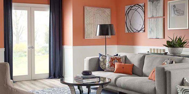 Living Room Paint Color Ide