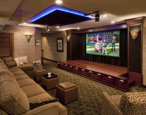 Checkout Our Excellent Home Theater Design Ideas | Home cinema .