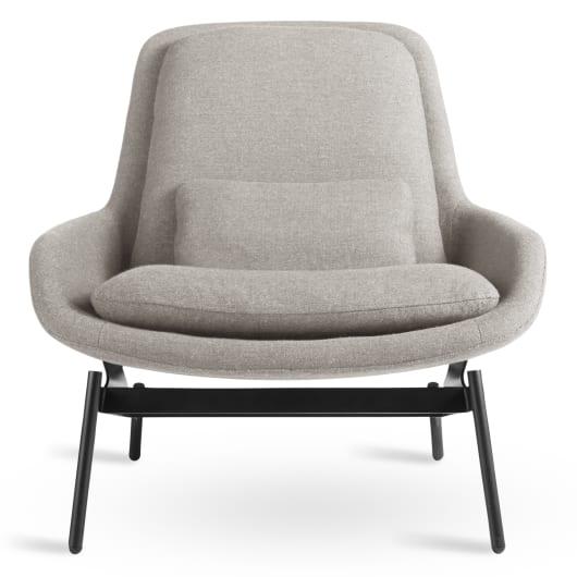 Field Lounge Chair - Modern Lounge Chair | Blu D
