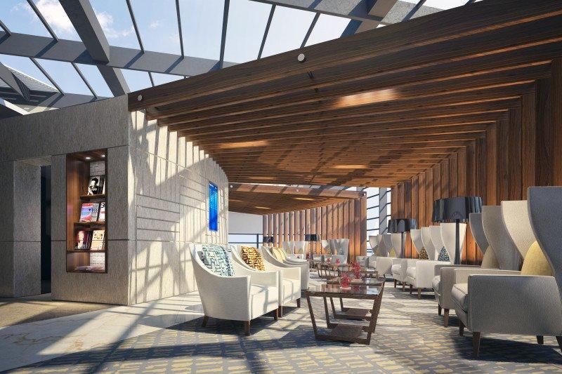 Airport Lounge Design Q & A with JPA Design | LoungeBud
