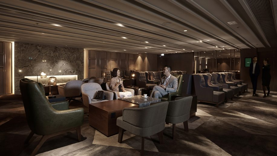 Virgin Atlantic shifts to Plaza Premium First for its Hong Kong .