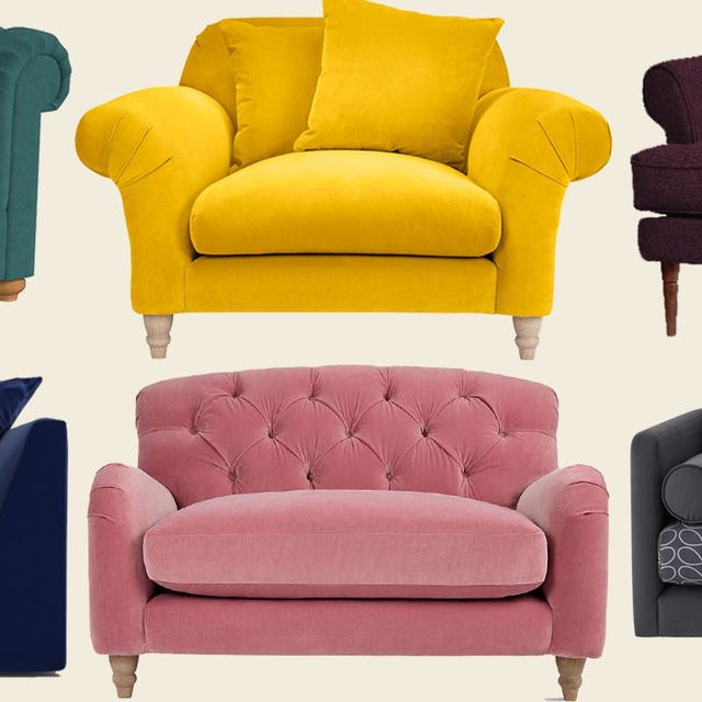 23 Best Loveseats For Small Rooms - Love Seat Sofa Desig