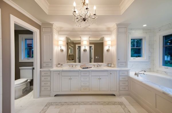 Mesmerizing Luxury Bathroom Design Classic Bathroom Vanity .