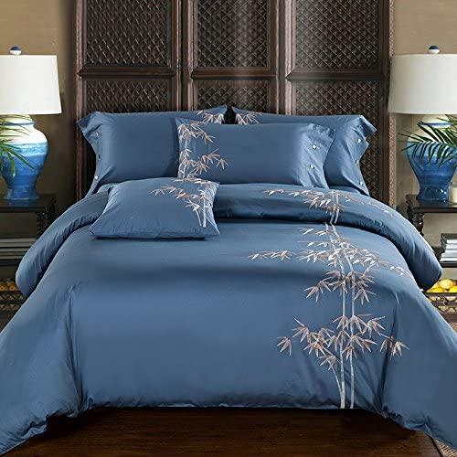 Amazon.com: IvaRose Home Textile Oriental Embroidered Luxury .