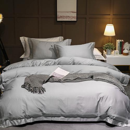 New 4pcs Hot Sale Designer Luxury egyptian cotton Bedding Set .